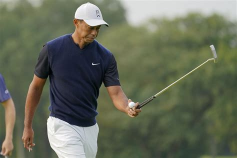Tiger Woods Shoots 3 Over in Up-and-Down Opening Round at ...