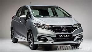 Honda Jazz Hybride 2017 : honda jazz facelift launched in m 39 sia 1 5l sport hybrid priced from rm75k ~ Gottalentnigeria.com Avis de Voitures