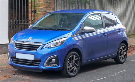 Peugeot Wiki by Peugeot 108