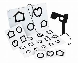 Lea Symbols Chart For Vision Rehabilitation Eye Charts