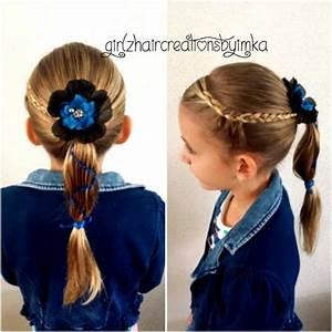 Slatka frizura za djevojčice - Frizure.hr