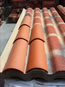 Schema Pose Plaque Fibro Ciment : assortir la couleur des soutuile aux tuiles ~ Dailycaller-alerts.com Idées de Décoration
