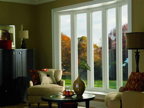 contemporary bow window simonton windows doors