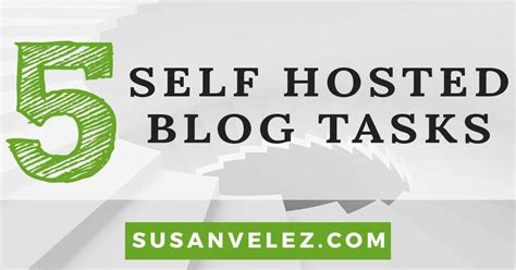 Things To Do After Installing A Template 5 things to do after installing a self hosted