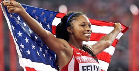 allyson felix biography facts childhood family life