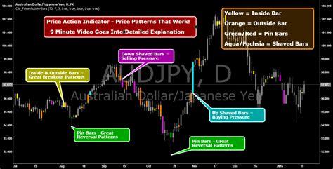 price action indicator price patterns  work  fx