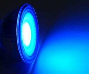 Leuchtmittel Gu10 Led : led gu10 7watt blau leuchtmittel lampe birne farbig 230 ~ A.2002-acura-tl-radio.info Haus und Dekorationen