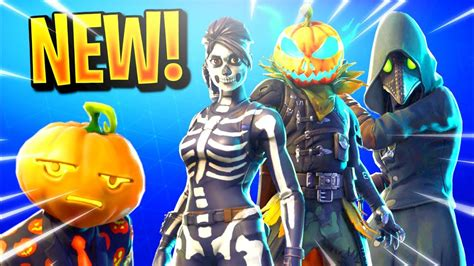 fortnite  halloween skins leaked plague skin