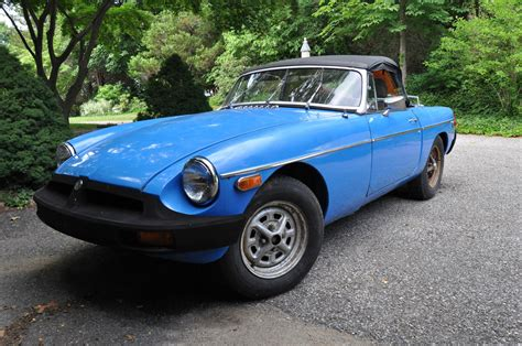 1980 For Sale by 1980 Mg Mgb B For Sale