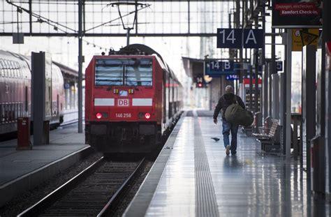 1 day ago · die gewerkschaft deutscher lokomotivführer (gdl) ruft zum streik bei der deutschen bahn auf. Deutsche Bahn: Bahn macht neues Tarifangebot - Streik ...