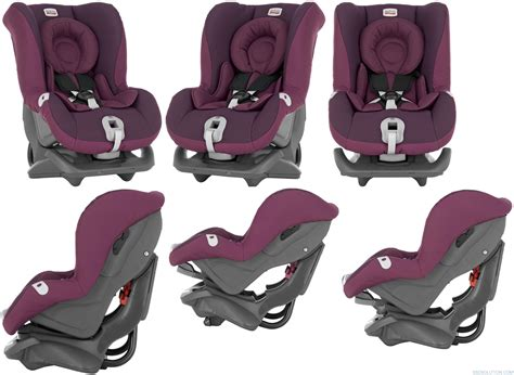 siege auto britax class plus britax class plus car seat grape bo 1509020
