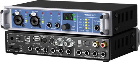 rme fireface ucx usb firewire audio interface brand new make an offer 4260123362843 ebay