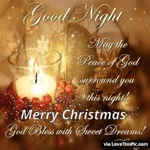 merry chrismtas goodnight quote pictures photos and images for