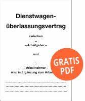 Firma Kostenlos Eintragen : muster dienstwagenvereinbarung ~ A.2002-acura-tl-radio.info Haus und Dekorationen