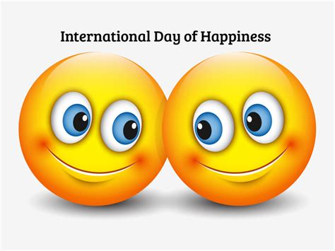 international day happiness