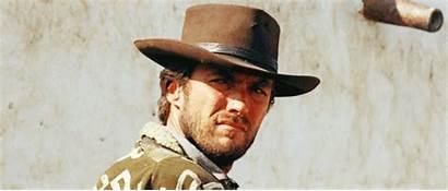 Eastwood Clint Gifs Cowboy Western Film Indian