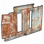 Metal Vertical Embrasure Rust Icon Wikia Shutter