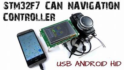 Controller Navigation Usb Android Control