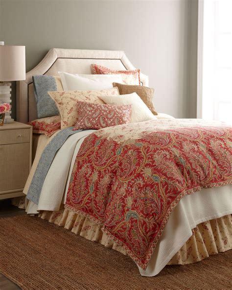 paisley king comforter nwt 1116 ralph mirabeau paisley king duvet 5pc set
