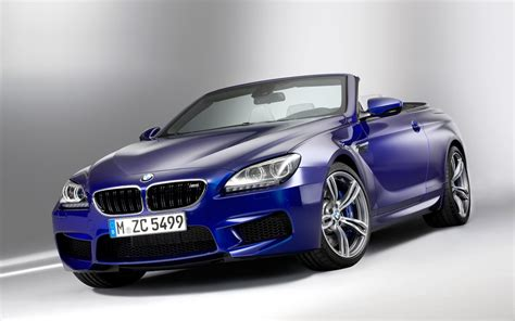 2012 Bmw M6 Convertible 2012 New York Auto Show Motor