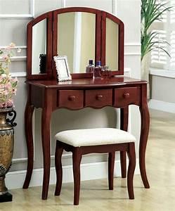 Elegant, Vanity, Chair, And, Stool, That, You, Must, Have, U2013, Homesfeed