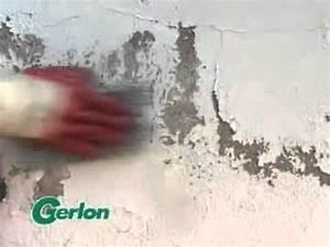 Comment Lisser Un Mur : comment r parer un mur caill doovi ~ Dailycaller-alerts.com Idées de Décoration