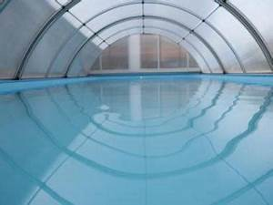 Profily pro zastřešení bazénů