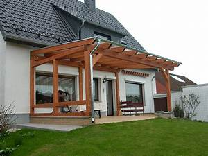 Terrassen berdachungen aus holz zimmerei begau for Terrassenüberdachungen holz