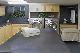 Basement Laundry Room Interior Remodel To Make The Laundry Room Virtually Disappear Consider Custom Built