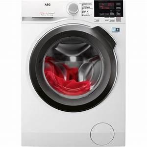 Machine À Sécher Le Linge : aeg machine a laver 7kg 1400 l6fsg74b lave linge laver s cher m nage expert ~ Melissatoandfro.com Idées de Décoration