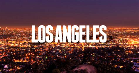 20 Reasons Why Los Angeles Is The Best City In The US