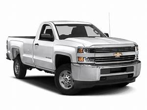 New 2017 Chevrolet Silverado 2500hd Work Truck 4x4 Work