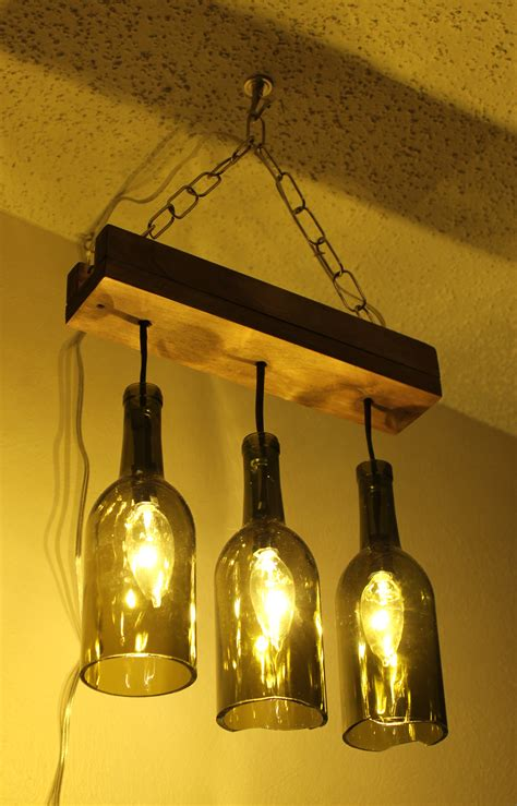 17 Incredible Light Fixtures You Can Create From Everyday