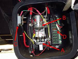 Rv Net Open Roads Forum  Tech Issues  Help Me Decipher My Battery Disconnect Wiring