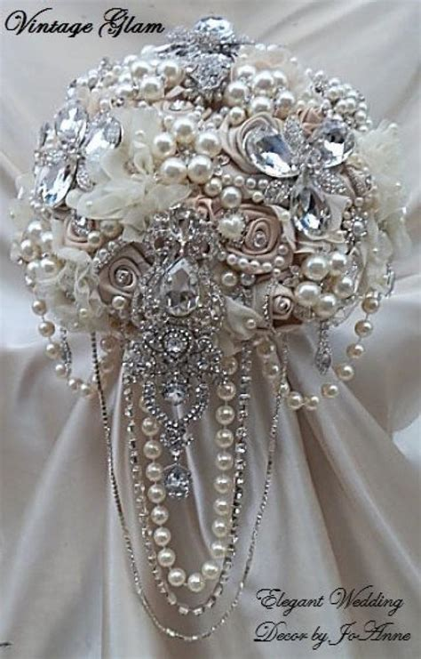 Vintage Glam Deposit For Vintage Glam Bridal Brooch