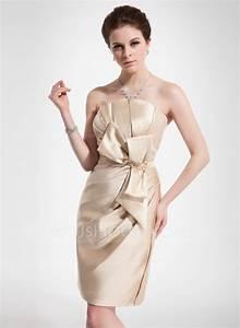 forme fourreau col festonne longueur genou satine robe de With robe de cocktail combiné avec bottes hipanema