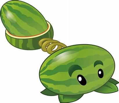Pult Melon Zombies Plants Deviantart Hunger Simulator