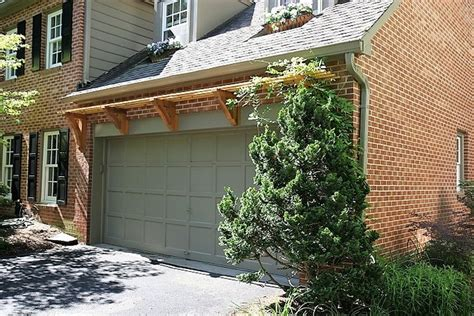 Pergola Over Garage An Excellent Option  Pergola Gazebos. Vintage Doors. Bullnose Corners. Shabby Chic Bedroom Ideas. Right Arm Facing Sectional. Empty Frames. Boys Room Ceiling Light. Bench Coffee Table. Espresso Console Table