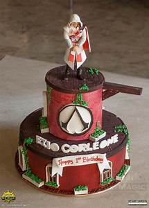 Assassin's Creed Cake – Captain's Mix and Magic / Captain ...