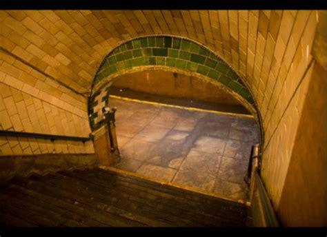 Subterranean History Beautiful Abandoned Nyc Subway