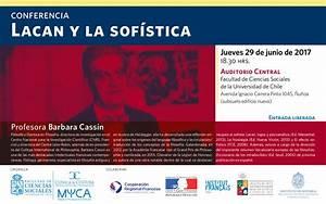 Conferencia Lacan y la sofística - Facultad de Ciencias ...