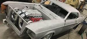 Twin-turbo Ferrari-powered Ford Mustang build
