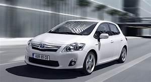 Fiabilité Toyota Auris Hybride : toyota auris hybride occasion avis prix consommations auto moto magazine auto et moto ~ Gottalentnigeria.com Avis de Voitures