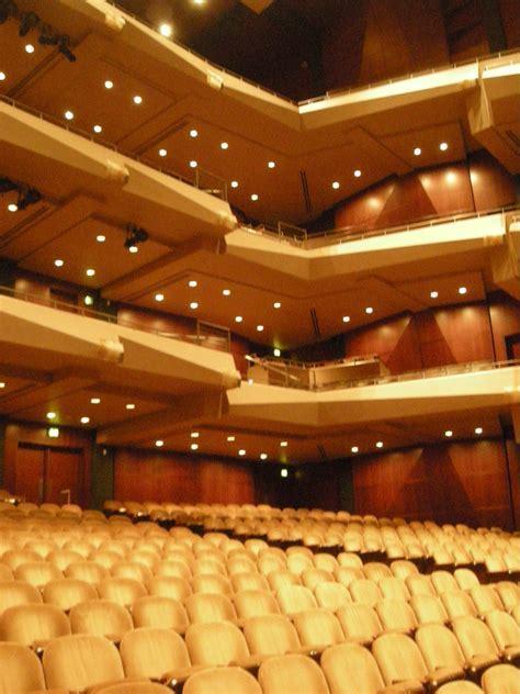 Benaroya Hall   Data, Photos & Plans   WikiArquitectura