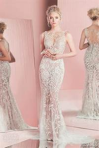 zuhair murad bridal spring 2016 wedding dresses wedding With lace wedding dresses 2016