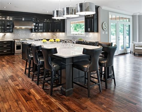 kitchen island  seating practical  functional ideas