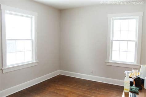 this room is martha stewart paint whetstone gray trim is valspar bistro white h
