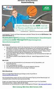 Duales Studium Management : olympiast tzpunkt berlin dualstudent sport bei der aok ~ Jslefanu.com Haus und Dekorationen