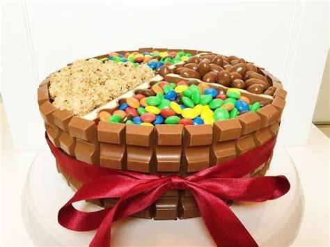 torte aus kinderschokolade kinderschokoladen torte geburtstagstorte cake
