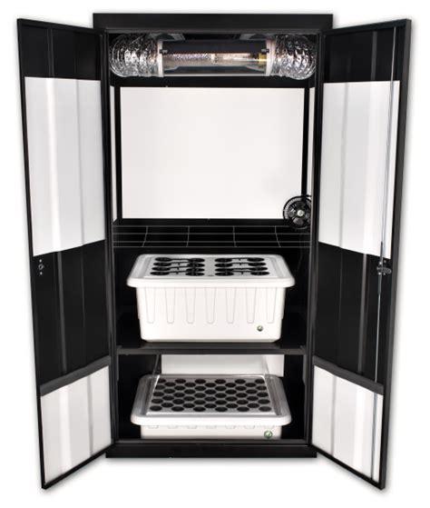 Grow Cabinet - deluxe 3 0 hps grow cabinet supercloset